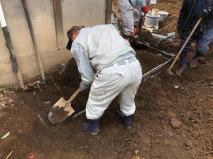 井戸からの給水管01